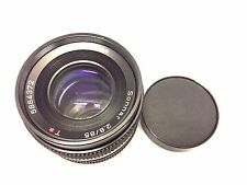 Carl Zeiss Sonnar 2.8 85mm Contax Lens