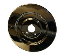 Moen OEM Chateau Escutcheon in Chrome for Single-Handle Tub and Shower Valves