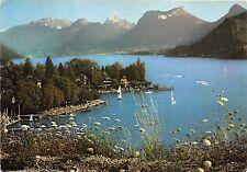 B31459 Le Lac D`Annecy La Baie de Talloires dans le decor du petit Lac  france