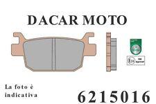 6215016 COPPIA PASTIGLIE POST.MALOSSI HONDA FORZA X 250 4T LC 2008-  (MF 10 E)