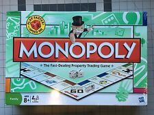 MONOPOLY - FAST SPEED DIE - Board Game NEW & Factory Sealed 2008