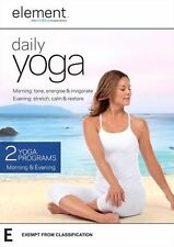 Element: Daily Yoga - Fitness NEW R4 DVD