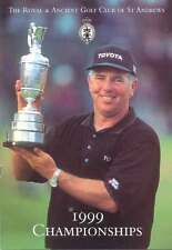 Guide to the 1999 Golf Championships A4 Size Publication