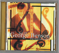 Best of George Benson: The Instrumentals by George (Guitar) Benson (CD, Oct-1997