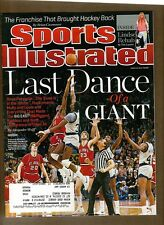 SPORTS ILLUSTRATED MARCH 18, 2013 - LAST DANCE OF THE GIANT GEORGETOWN EWING