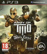 Army of two the devil's ps3 Store España( no disco)