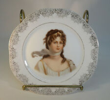 "Portrait Queen Louise Plate 7 5/8"" Porcelain"