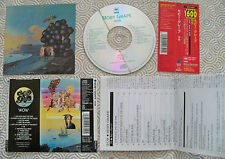 """MOBY GRAPE """"WOW"""" CD JAPANESE WITH OBI SRCS 9279 RARE SONY"""