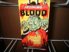 5 Fun Blood Capsules.For Playing pranks & Halloween Stage or Theatrical use.New