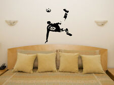 Wayne Rooney Manchester United Football Player Decal Wall Art Sticker Picture