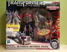 HASBRO TRANSFORMERS DARK OF THE MOON MECHTECH ULTIMATE OPTIMUS PRIME