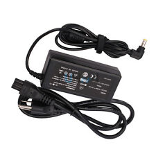 AC Adapter+Power Cord for Toshiba Satellite A135 A205 L455D-S5976 A200 65W