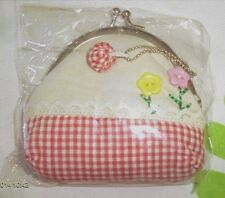 New Coin Purse change bag Money Pouch kisslock