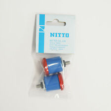 NITTO EC-01 Red Bar End Cap Inside 20-22 mm (φ24)