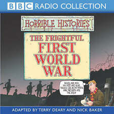 Horrible Histories: The Frightful First World War BBC CD AUDIOBOOK
