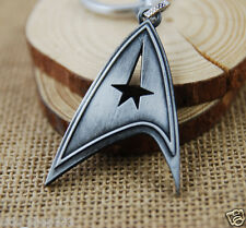 Star Trek LOGO Command Keychain NEW Toys Keyring Key chain Next Generation TOS