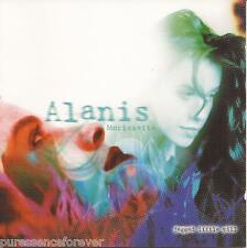 ALANIS MORISSETTE - Jagged Little Pill (UK 12 Track CD Album)