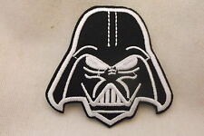 DARTH VADER  NEW EMBROIDERED  SEW/ IRON ON NAME PATCH TAG