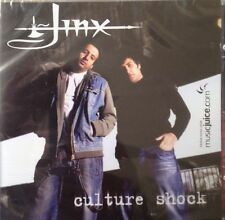 CULTURE SHOCK JINX - BRAND NEW BHANGRA CD