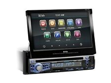 "New Boss BV9976B 7"" Touchscreen In-Dash DVD/MP3/CD Car Audio Receiver +Bluetooth"