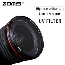 Zomei 72mm Genuine Ultra-Violet UV Filter Lens Protector for Canon Nikon ca
