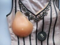 Softleaves ReelLook  Silicone Breast Forms Not Mastectomy Breast Prosthesis