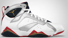 2012 Nike Air Jordan 7 VII Retro Olympic Size 11.5. 304775-135 1 2 3 4 5 6