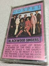 Blackwood Singers, The Best Of Gospel, Cassette, NIP!