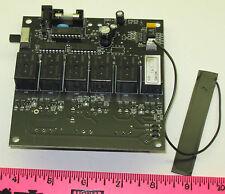 Lionel New Parts 22980 TMCC SC-2 Switch Contr 691-PCB1-4F complete circuit board