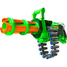 Adventure Force Scorpion Motorized Gatling Blaster Automatic Gun Dart Toy New