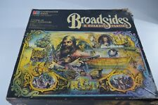 BROADSIDES & BOARDING PARTIES Pirate Board Game Milton Bradley in Original Box