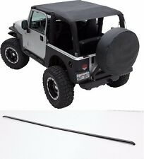 Smittybilt Extended Top and Windshield Channel Kit 1992-1995 Jeep Wrangler YJ