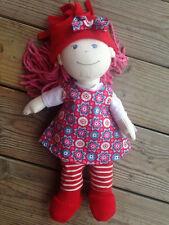 Puppenkleidung 5-tlg. für Puppen HABA friends Gr. 30 cm Lilli Nele Florentine