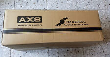 Fractal Audio Axe FX AX8 Amp Modeller Multi Effect NEW