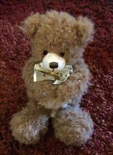 """First & Main Light Brown Bear Named  Lil' Rupert 8"""""""