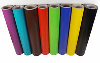 5m Roll / A4 Quality Sticky Back Plastic Sign Making Vinyl Film Self Adhesive