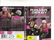 Roller derby:Xtreme-Highlights From The 2012 Australian Tour-Roller derby-DVD