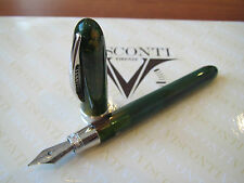 Visconti Van Gogh Mini Musk green fountain pen MIB