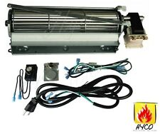 Fireplace Blower Kit GFK4 R7-RB74K HB-RB74K for Heatilator Rotom