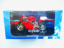 MOTO DUCATI 998R SUPERBIKES 1/24 (121)