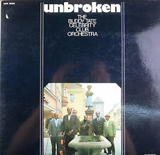 "LP 12"" 30cms: Unbroken: the buddy tate celebrity club orchestra, musidisc B0"