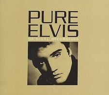Pure Elvis [Box] by Elvis Presley (CD, 2005, 3 Discs, Green Hill) MINT