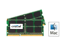 4GB kit (2GBx2), 204-pin SODIMM, DDR3 PC3-8500 memory module ( Mac compatible )