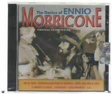 ENNIO MORRICONE THE GENIUIS OF OST  CD F.C. SIGILLATO!!
