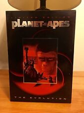Planet Of The Apes The Evolution Limited Edition Collection 6 Disc Box Set MINT