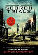 The Scorch Trials Movie Tie-in Edition (Maze Runner, Book Two)  (ExLib)