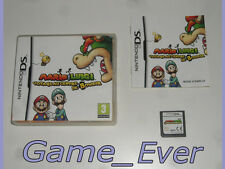 MARIO & LUIGI VOYAGE AU CENTRE DE BOWSER - DS / 3DS  - VERSION FR