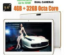 PC tablet 10 pollici  Octa Core 4GB RAM 32GB ROM  Android 5.1 Dual Sim 3G