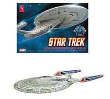 Star Trek USS Enterprise NCC-1701-E Cadet Series 1:2500 Scale AMT Plastic Kit AM