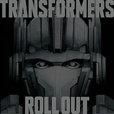 Transformers Roll Out by Various Artists (Vinyl, Apr-2016, Sony Music)